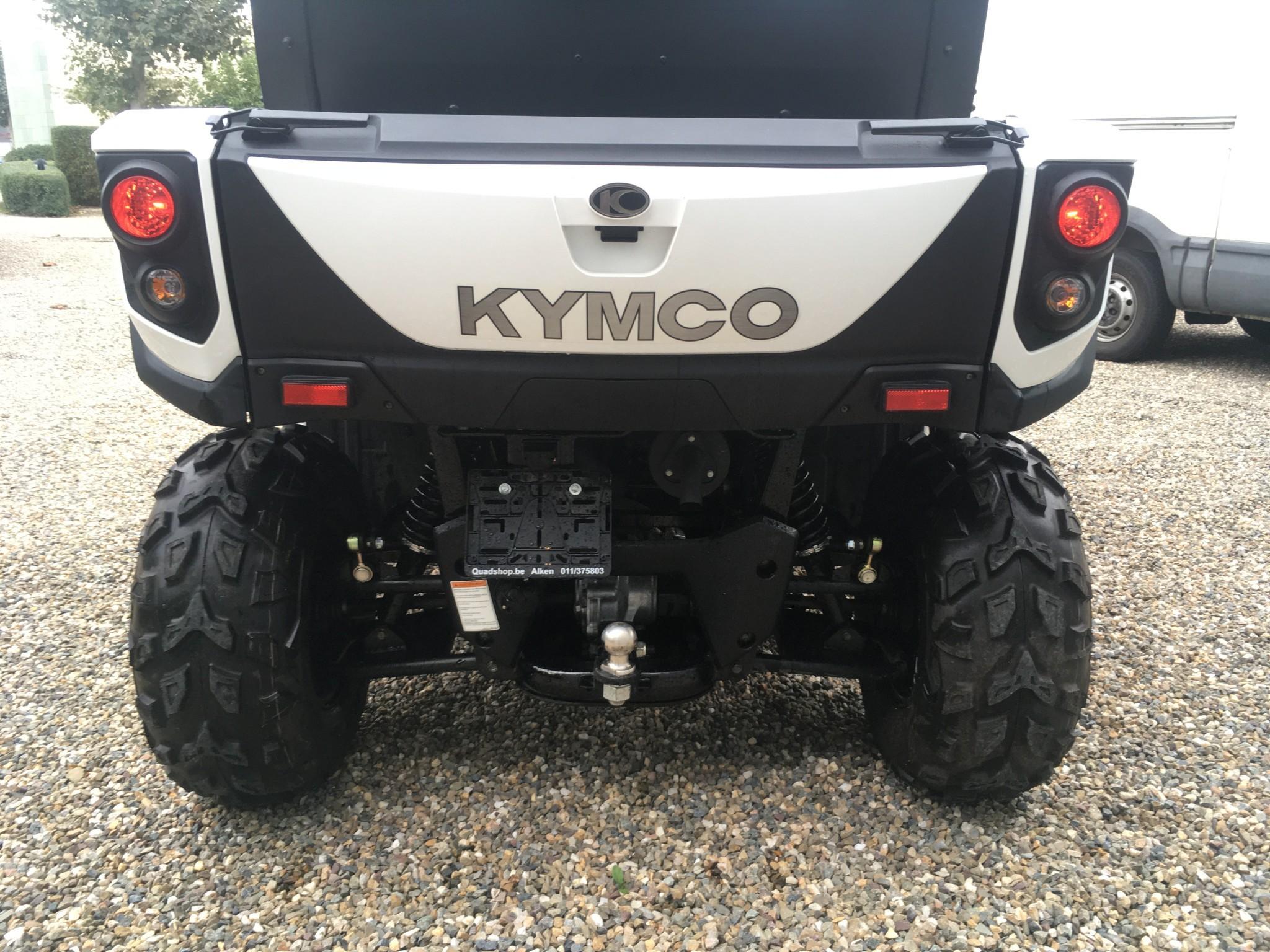 KYMCO UVX450 I