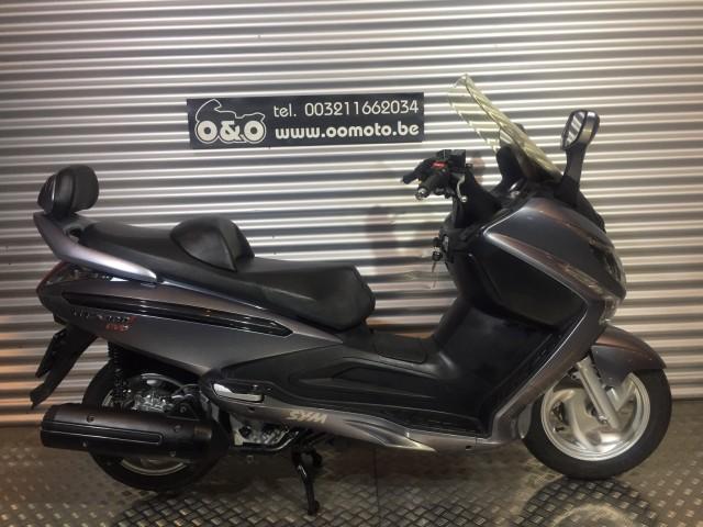 SYM GTS300 EVO
