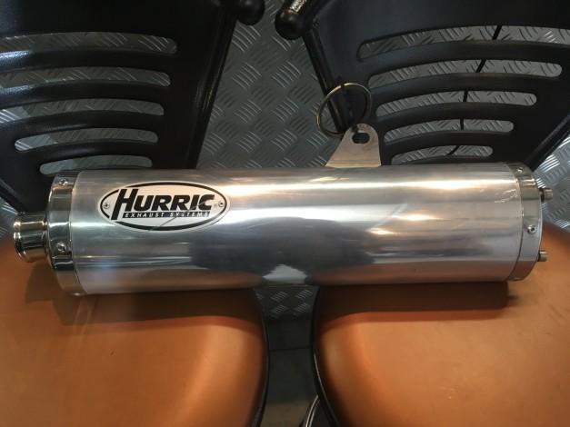 HURRIC UITLAAT SUZUKI GSX-R 600/750 K2 K3 K4