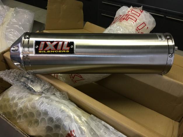 SUZUKI GSX-R 1000 K5/K6 IXIL UITLAAT